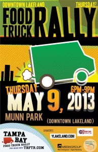 Downtown Lakeland Food Truck Rally Munn Park @ Lakeland | Florida | United States